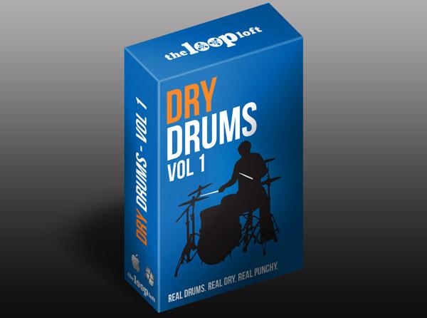 The Loop Loft - Free Dry Drums Vol 1