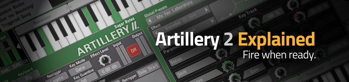 Artillery 2 Explained