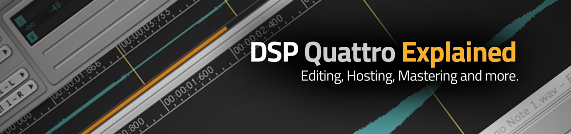 DSP Quattro Explained