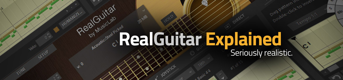 RealGuitar Explained