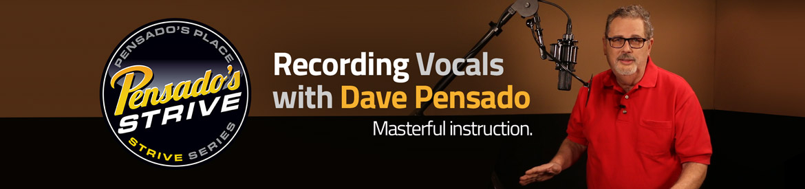 Recording Vocals with Dave Pensado
