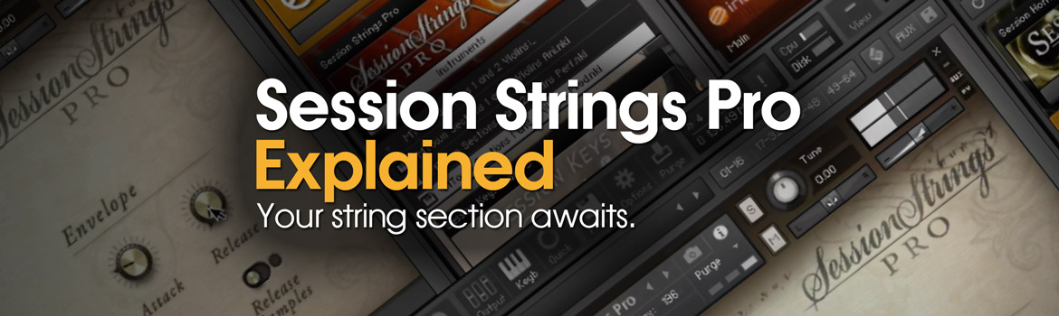 Session Strings Pro Explained