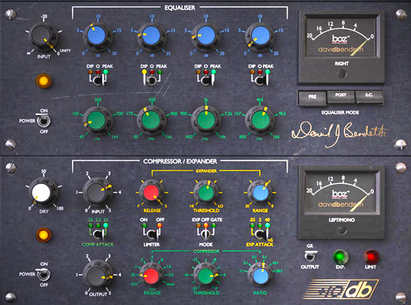 Boz Digital Labs +10db Bundle Explained