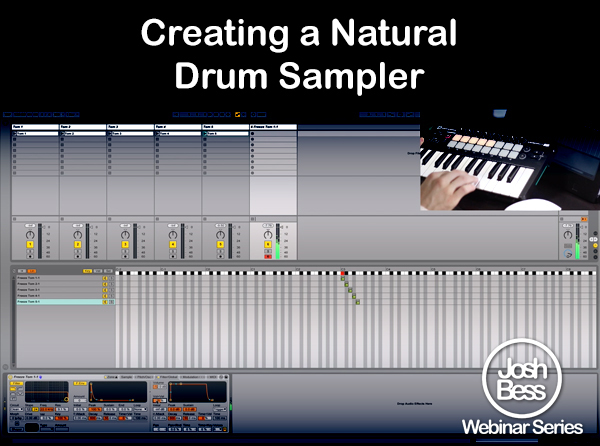 Creating a Natural Drum Sampler