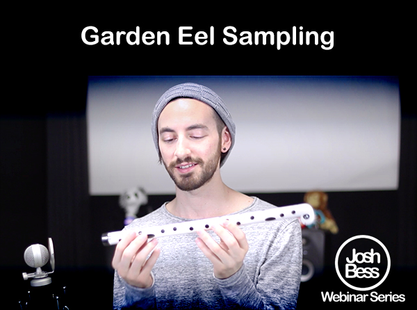 Garden Eel Sampling - Tutorial Video
