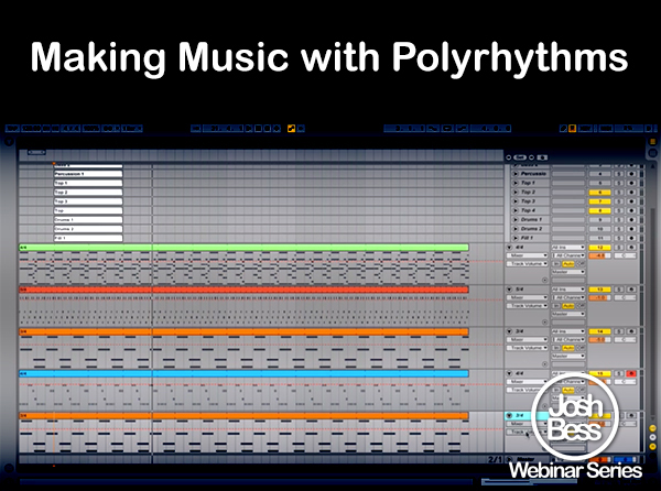 Making Music with Polyrhythms