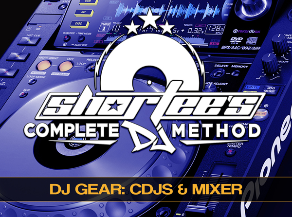 The Complete DJ Gear Guide To CDJs And A Mixer