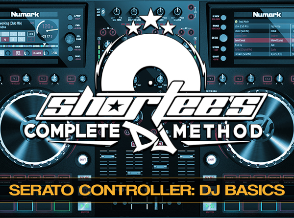 The Complete Guide To DJ Basics With A Serato Controller
