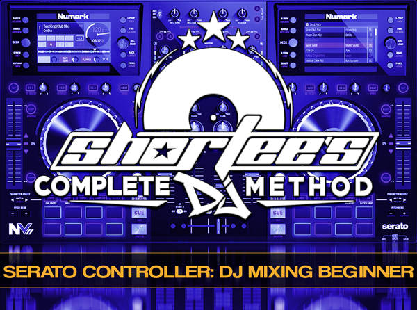 The Complete Guide To Beginner DJ Mixing With A Serato DJ Controller - Tutorial Video