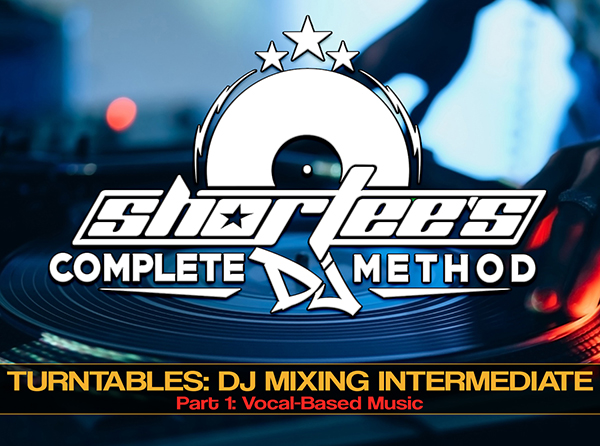 The Complete Guide to Intermediate DJ Mixing with Turntables and a Mixer, Part 1: Vocal-Based Music - Tutorial Video