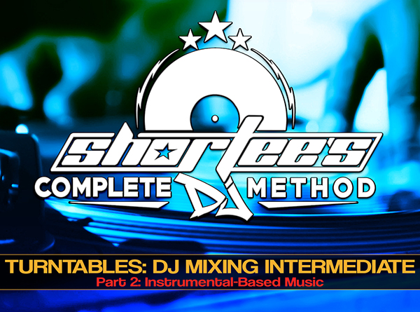 The Complete Guide to Intermediate DJ Mixing with Turntables and a Mixer, Part 2: Instrumental-Based Music - Tutorial Video