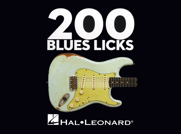 200 Blues Licks - Online Guitar Instructional Videos