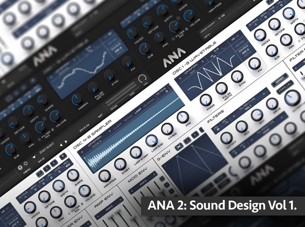 ANA 2: Sound Design Vol. 1