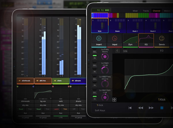 AVID Control for Pro Tools Explained