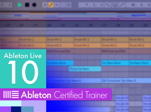 Ableton Live 10 Explained