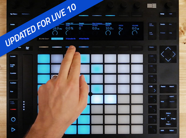 Ableton Push 2 Explained