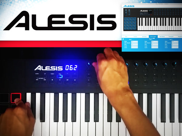 Alesis VI49 Explained