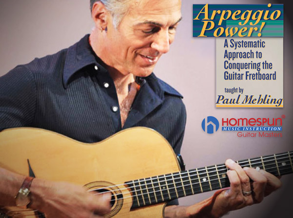 Arpeggio Power! Video Tutorial Series