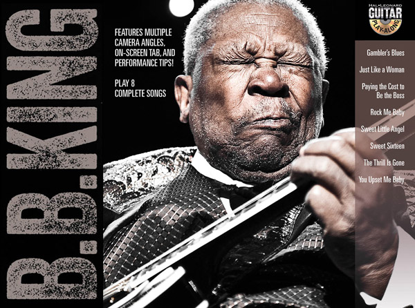 B.B. King: Guitar Play-Along