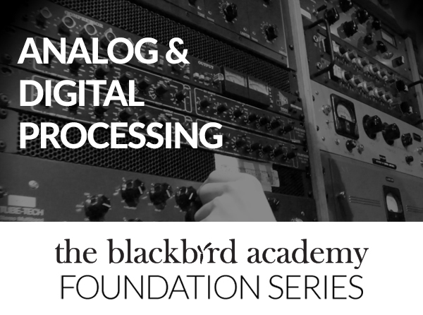 Analog & Digital Processing