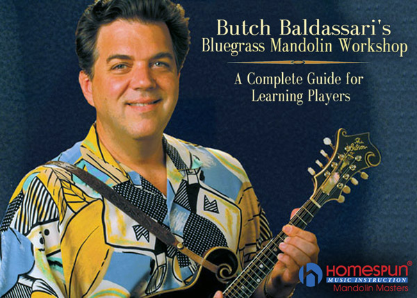 Bluegrass Mandolin Workshop