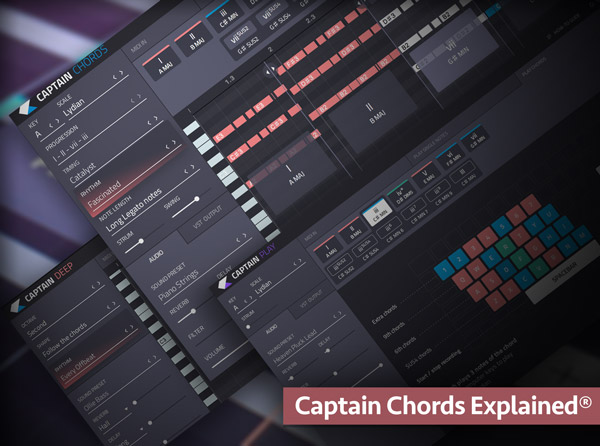 Captain Chords Explained