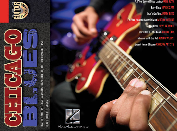 Chicago Blues: Guitar Play-Along