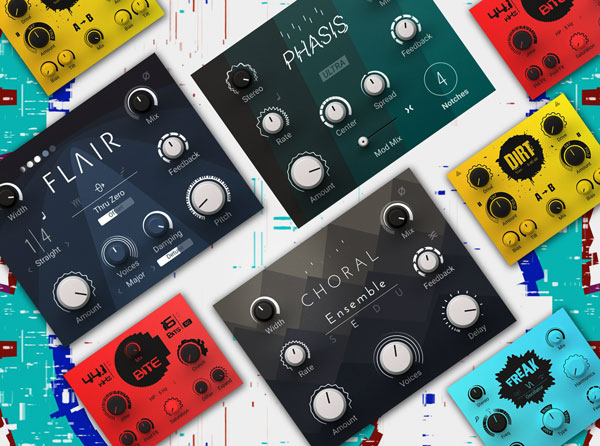 Creative Sound Design with Native Instruments Effects Series