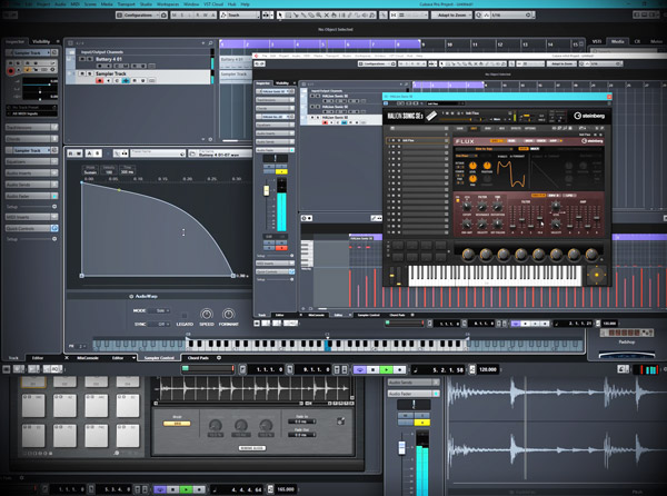 Cubase 9.5 Production Tips & Tricks
