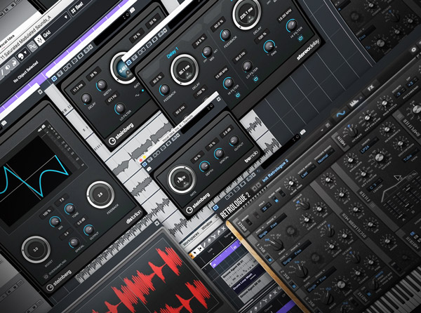Cubase: Creative Sound Design
