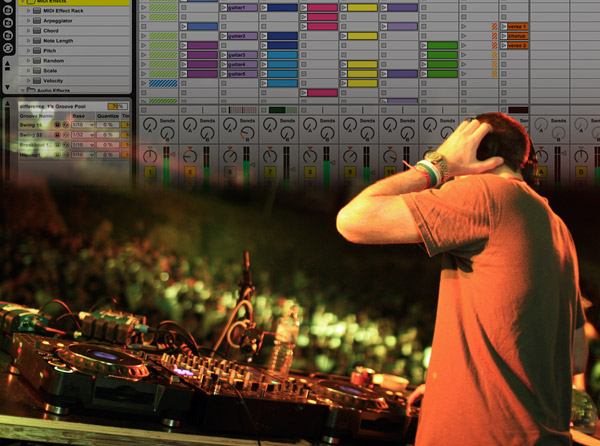 DJ with Ableton Live - Vol 1
