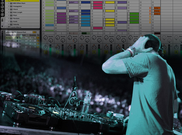 DJ with Ableton Live - Vol 2