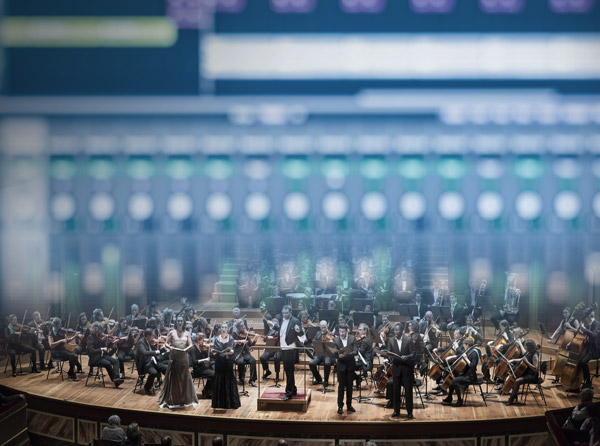 Designing Cinematic Orchestral Templates