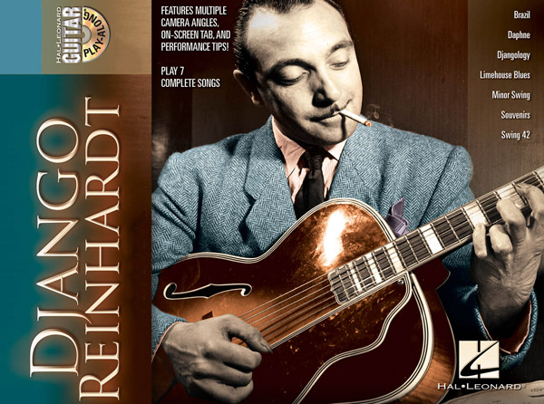 Django Reinhardt: Guitar Play-Along