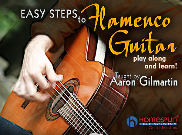 Easy Steps to Flamenco Guitar