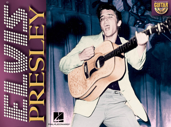 Elvis Presley: Guitar Play-Along