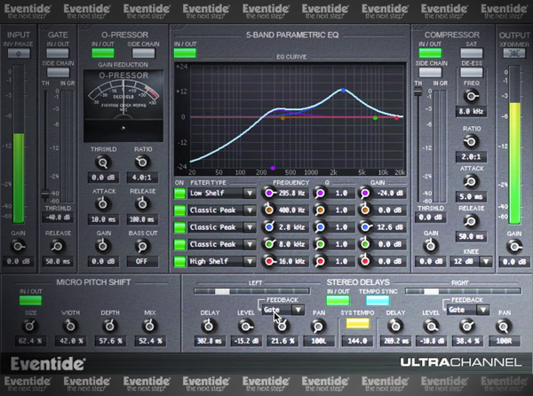 Eventide UltraChannel Explained