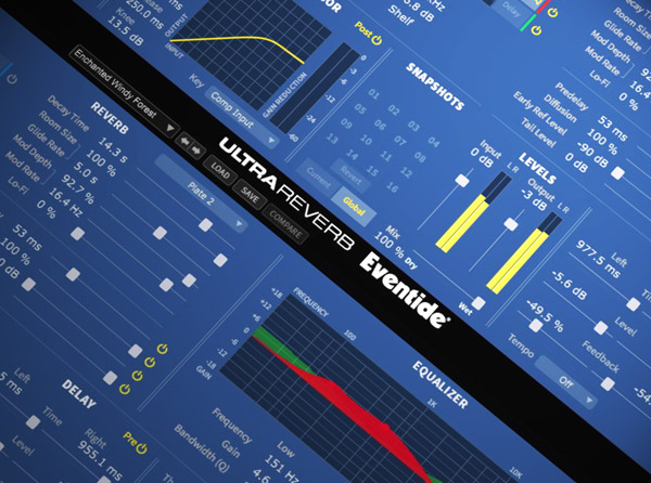 Eventide UltraReverb Explained