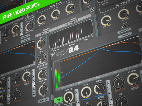 Exponential Audio R4 Explained - Training Videos for