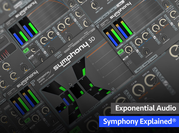 Exponential Audio Symphony Explained