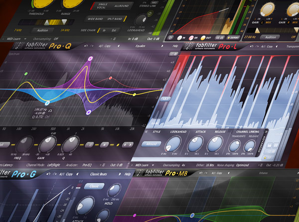mixing & mastering with fabfilter tutorial