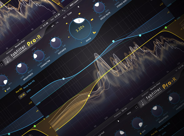 FabFilter Pro-R Explained