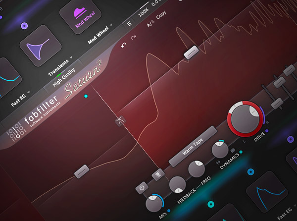 Fabfilter Saturn 2 Explained