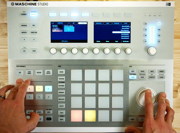 First Song with MASCHINE Video Tutorial Series