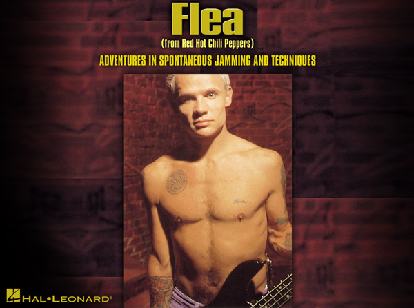 Flea - Adventures In Spontaneous Jamming and Techniques