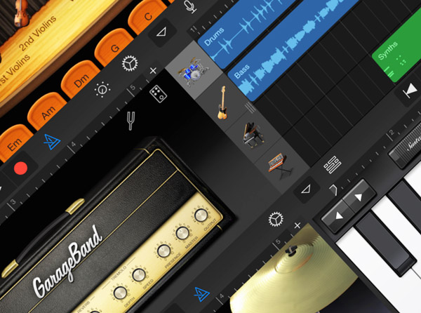 GarageBand iOS Explained