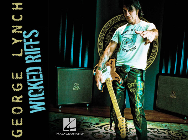 George Lynch - Wicked Riffs