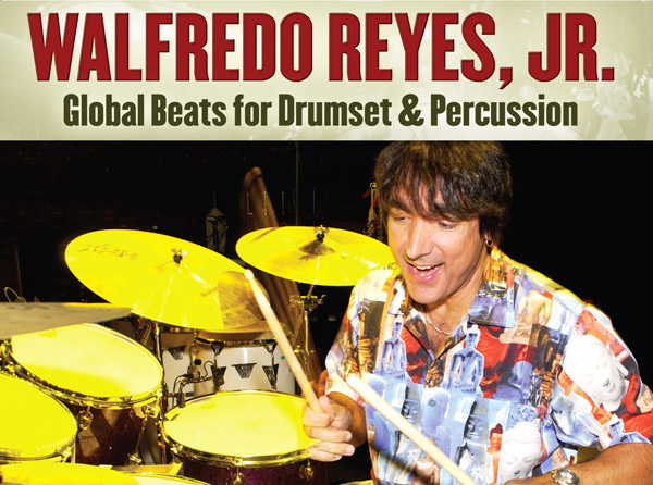 Global Beats for Drumset & Percussion