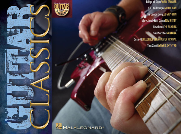 Guitar Classics: Guitar Play-Along