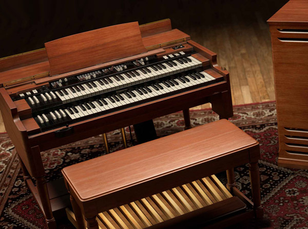 Hammond B-3X Explained